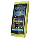 Nokia N8 in Lime Green Exclusive to Vodafone UK