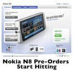 Nokia N8 Up for Pre-order in Germany, France and Poland