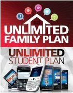 Rogers Unlimited Family and Student Plans, Social Networking