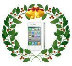 I'm Dreaming of a White iPhone 4 Christmas