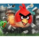 Angry Birds iPhone App Update- Game Centre Support, New Levels