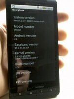 Droid X and Android 2.2 Do You Have It?