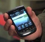 BlackBerry Torch With Rogers 24th Sept, Redboard Video