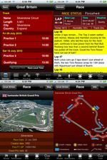 F1 2010 Update: iPhone App Review