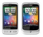 HTC Desire White and Wildfire Silver UK Pre-orders Available