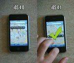 iOS 4.1 Battles iOS 4.0 on iPhone 3G: Video