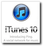 iTunes Ping Gets the Pong of Spam and Scam