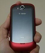 Android T-Mobile myTouch 4G Handled on Video