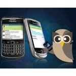 BlackBerry HootSuite App with Facebook & Twitter Support