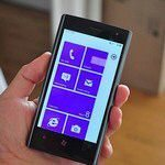 Windows Phone 7 Dell Venue Pro Hands-on Video