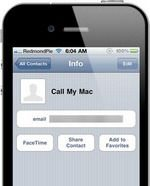 iPhone 4 FaceTime Remote Home Monitoring Guide