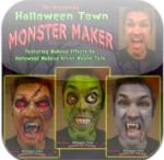 Halloween Town Monster Maker iPhone App: Facebook Creatures