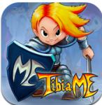 MMORPG Free iPhone Cross-Platform Games- TibiaME MMO