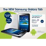 Samsung Galaxy Tab Carphone Warehouse UK: Price and Pre-order