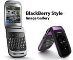 New BlackBerry Style 9670 Stylishly Posed for Pictures