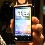 HTC Desire HD Given Hands-on Love in CTIA 2010 Video