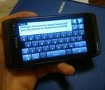Nokia N8: How to Gain Swype