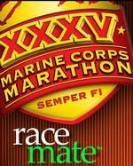 RaceMate: Marine Corps Marathon App for iPhone