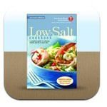American Heart Association Low-salt Cookbook iPhone App