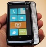HTC Surround Windows Phone 7 for AT&T Video Review