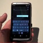 Microsoft Windows Phone 7 Virtual keyboard Demo Video