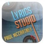 Paul McCartney Lyrics Studio iPhone App