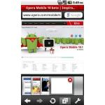 Android Opera Mobile 10.1 Download Released: Your Best Feature