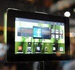 RIM BlackBerry PlayBook Handled on Video
