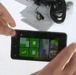HTC HD7 Windows Phone Unboxing and Demo Video