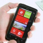 Windows Phone HTC 7 Trophy Unboxed on Video
