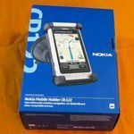 Nokia N8 Mobile Holder CR-122 Unboxed on Video