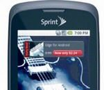 Android Sprint LG Optimus S Released Sunday