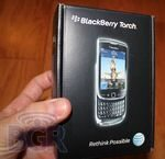 BlackBerry Torch Up For Grabs In Giveaway