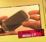 Nokia C7 Handled on Video Again