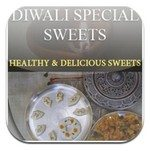Diwali Special Sweets App for iPhone