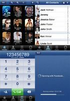 MyPhone+ App for iPhone Syncs Facebook