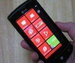 LG Optimus 7 Windows Phone Handled on Videos
