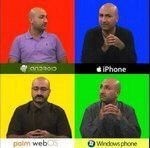 iOS 4.0, Android 2.2, WebOS, Windows Phone 7 Battle: Video