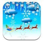 Naughty Santa Christmas App for iOS Devices