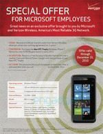 Verizon Gains Windows Phone 7 HTC Trophy Early Next Year