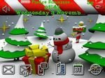 BlackBerry Christmas Town Animated Theme Available