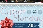 Zagg Cyber Monday 2010 Money Saver Madness: 50% Off