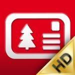 Custom Christmas Cards HD iPad App: Create Your Own