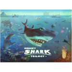 Hungry Shark iOS App: Play on HD TV for Console Experience