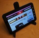 Samsung Galaxy Tab Accessories: Arkon Stand Review Video