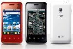 Android 2.2 LG Optimus Chic Korean Launch Soon