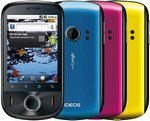 Android Low Cost IDEOS Handsets Releasing In India