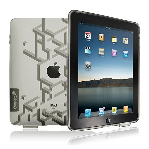 iPad Case Accessories: Cygnett TuffStuff and Prism SoundScoop Paradox