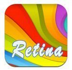Retina Wallpapers & Backgrounds App for iOS Devices