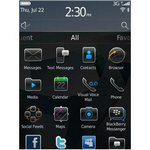 Verizon Bold 9650 Curve 3G Gain BlackBerry 6 OS